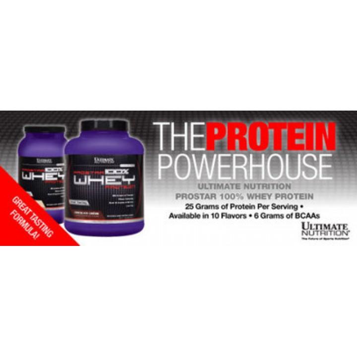 Протеин 100% Prostar Whey Protein