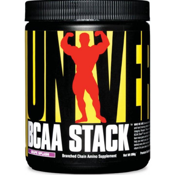Аминокислоты Universal Nutrition BCAA Stack