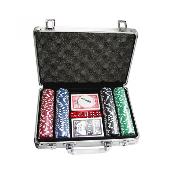 Покер в чемодане S-1