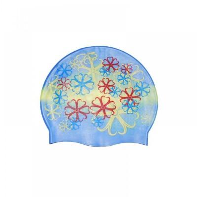 Шапочка для плавания силиконовая