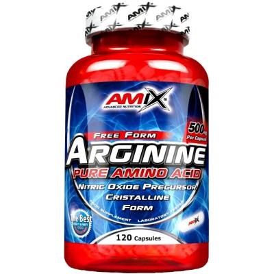 Аргинин AMIX Arginine 500 мг