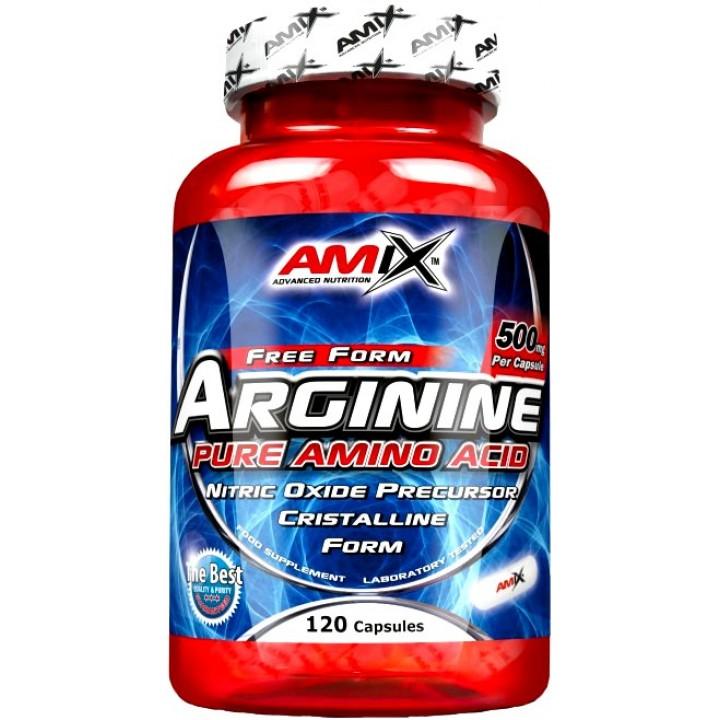 Аргинин Аргинин AMIX Arginine 500 мг
