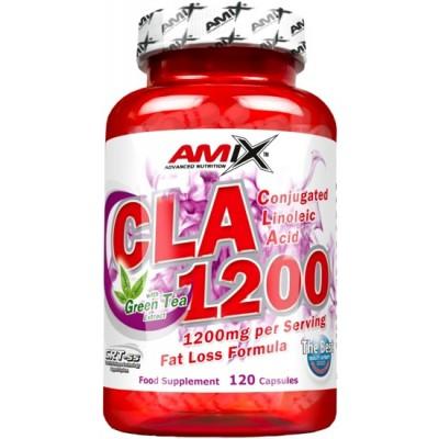 Конъюгированная линолевая кислота AMIX CLA 1200 Green Tea