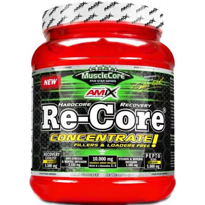 Энергетики MuscleCore Re-Core Concentrate
