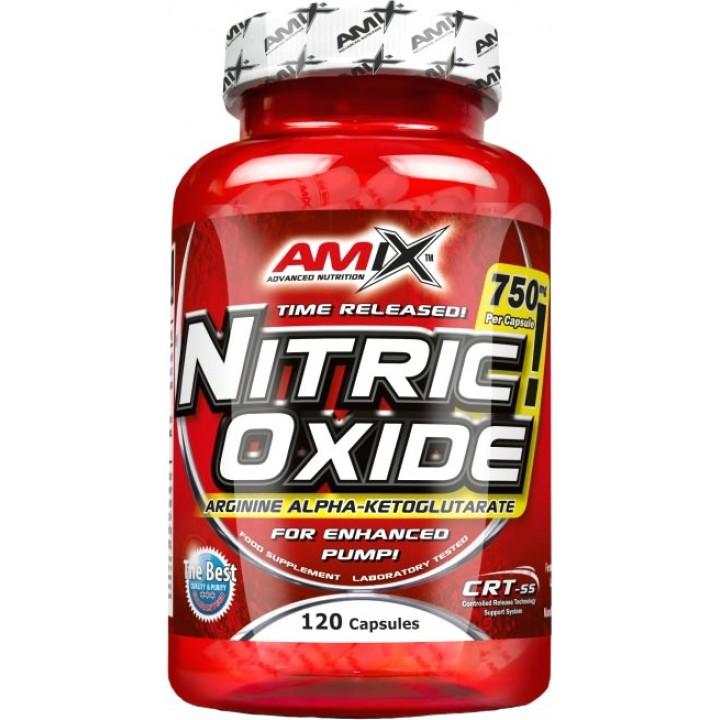 Предтренировочный комплекс Nitric Oxide 750 mg
