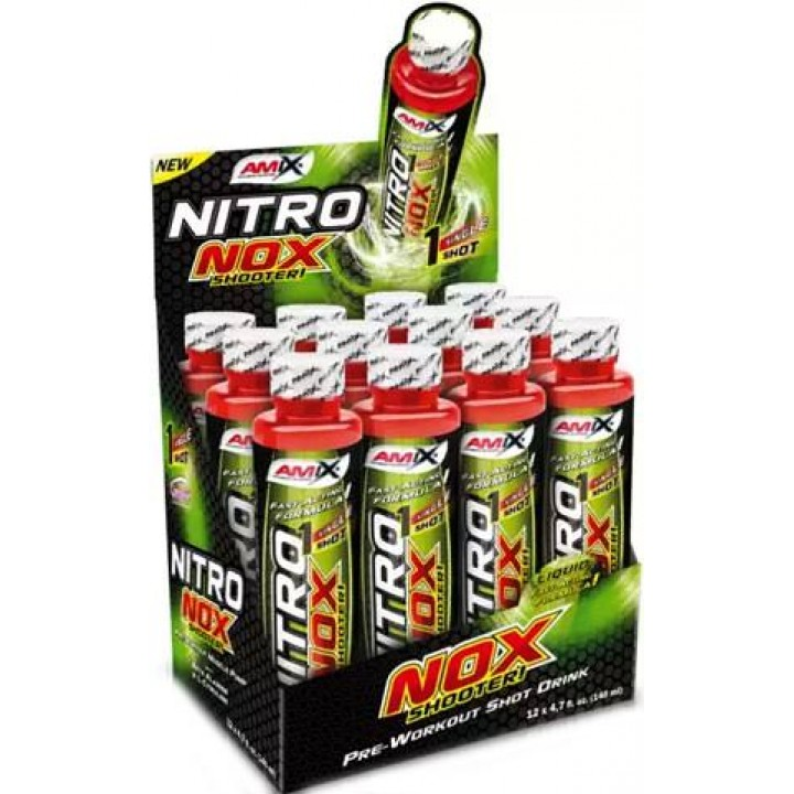 Энергетики NitroNox Shooter