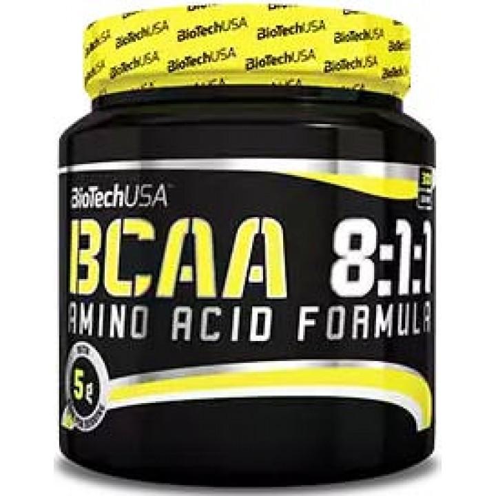 Аминокислоты BCAA 8:1:1 от BioTech USA