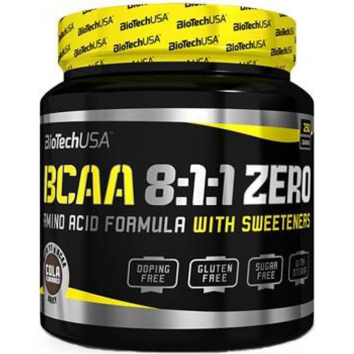 Аминокислоты BCAA 8-1-1 Zero от BioTech USA