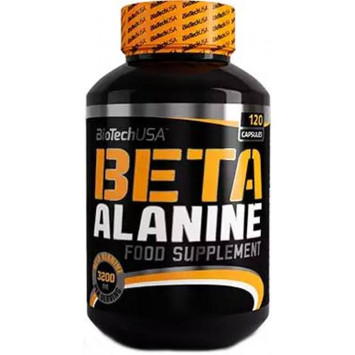 Бета-аланин BioTech USA Beta Alanine (120 капс)