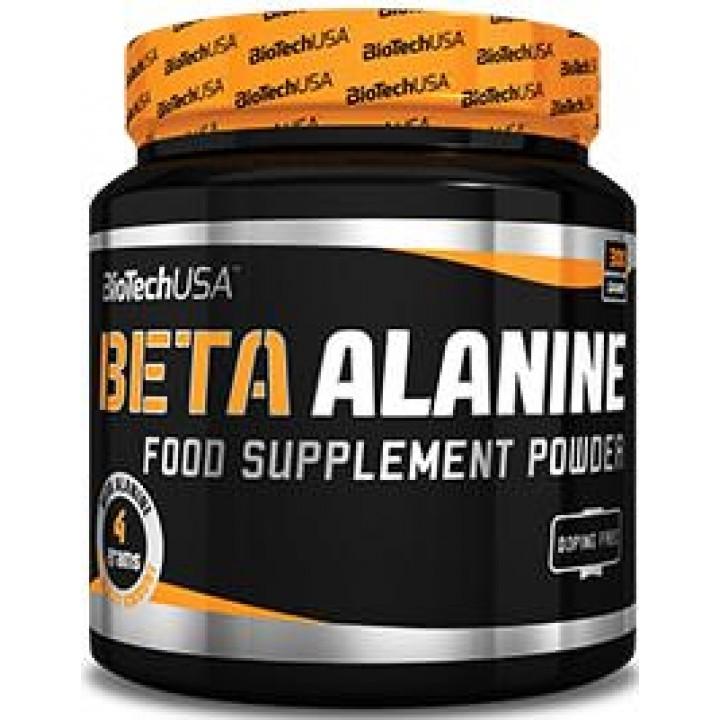 Бета-аланин BioTech USA Beta-Alanine (300 гр)