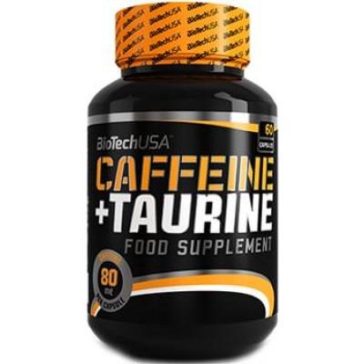 Энергетик BioTech USA Caffeine + Taurine