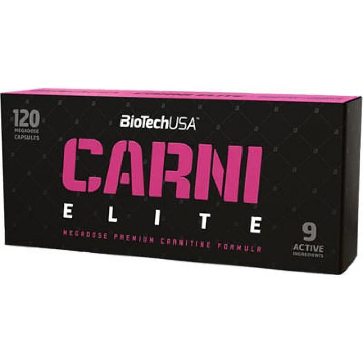 Карнитин BioTech USA Carni Elite