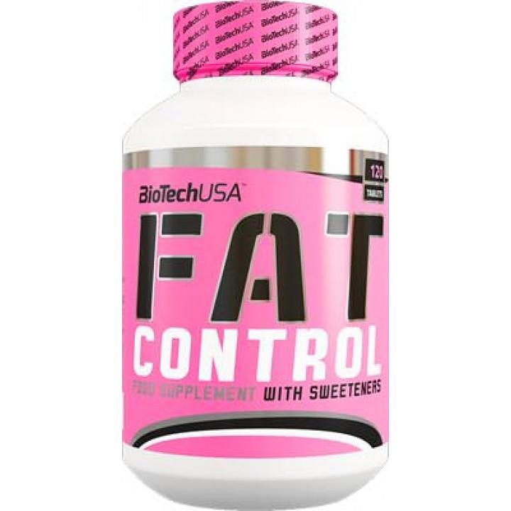 Блокатор аппетита BioTech USA Fat Control