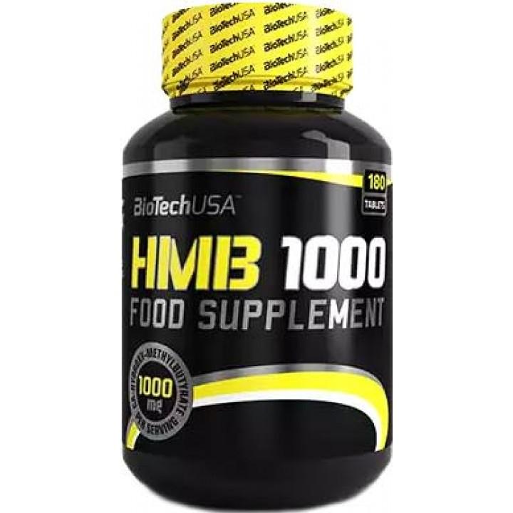 Гидроксиметилбутират HMB 1000 от BioTech USA
