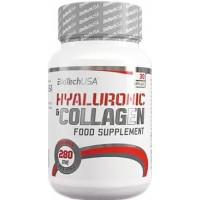 Хондропротектор BioTech USA Hyaluronic & Collagen