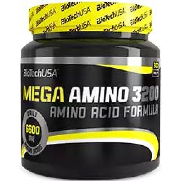 Аминокислоты BioTech USA Mega Amino 3200