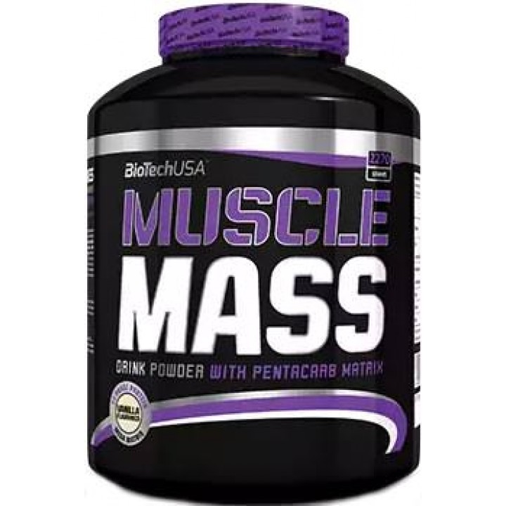Гейнер BioTech USA Muscle Mass