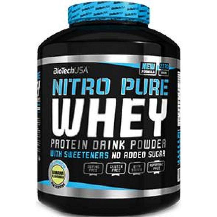 Протеин BioTech USA Nitro Pure Whey
