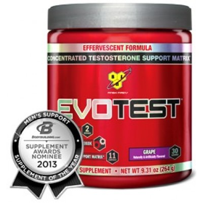 Повышение тестостерона Evotest powder