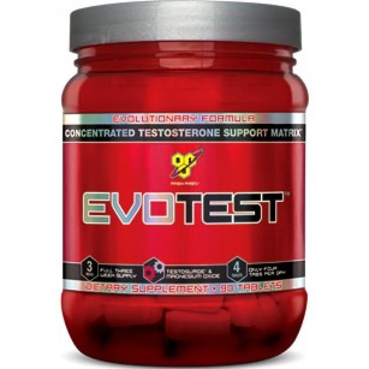 Повышение тестостерона Evotest