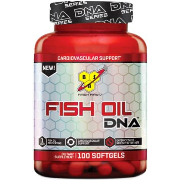 Жирные кислоты Fish Oil DNA