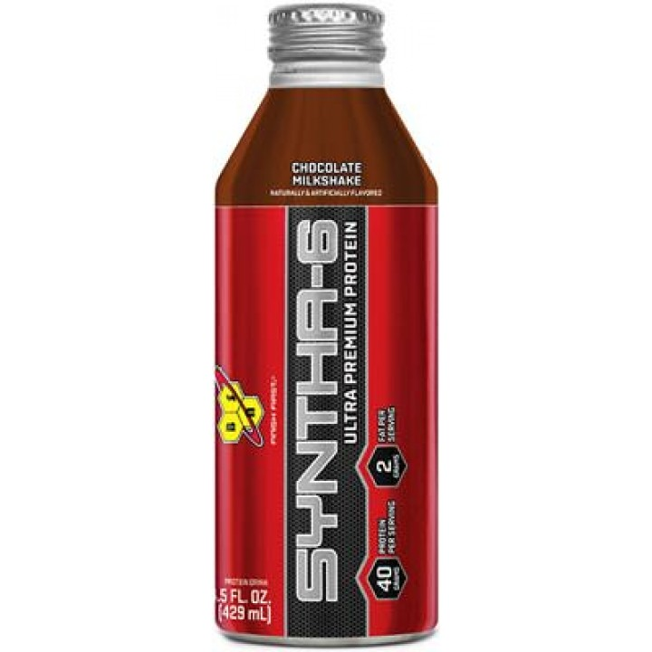 Протеиновый коктейль BSN Syntha-6 RTD