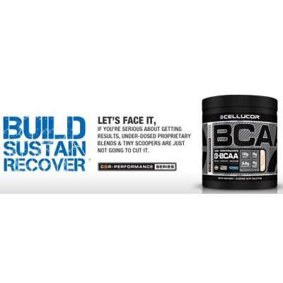 Аминокислоты COR-Performance BCAA
