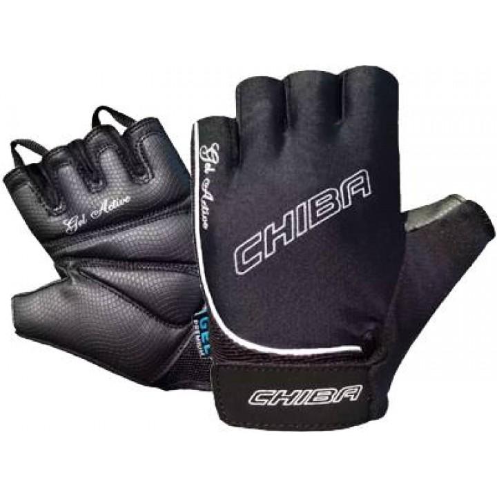 Перчатки для фитнеса женские Chiba Lady Gel