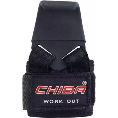 Кистевые лямки с крюком Chiba Powerhook