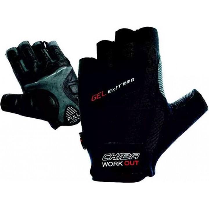 Спортивные перчатки Chiba Premium Line Gel Extrem