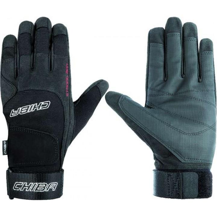Спортивные перчатки Chiba Strongman Line Gripper