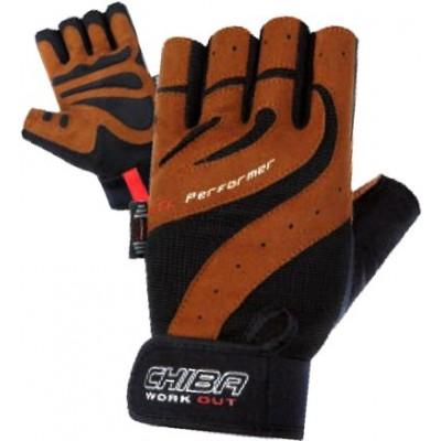 Спортивные перчатки Chiba Workout Line Gel Performer