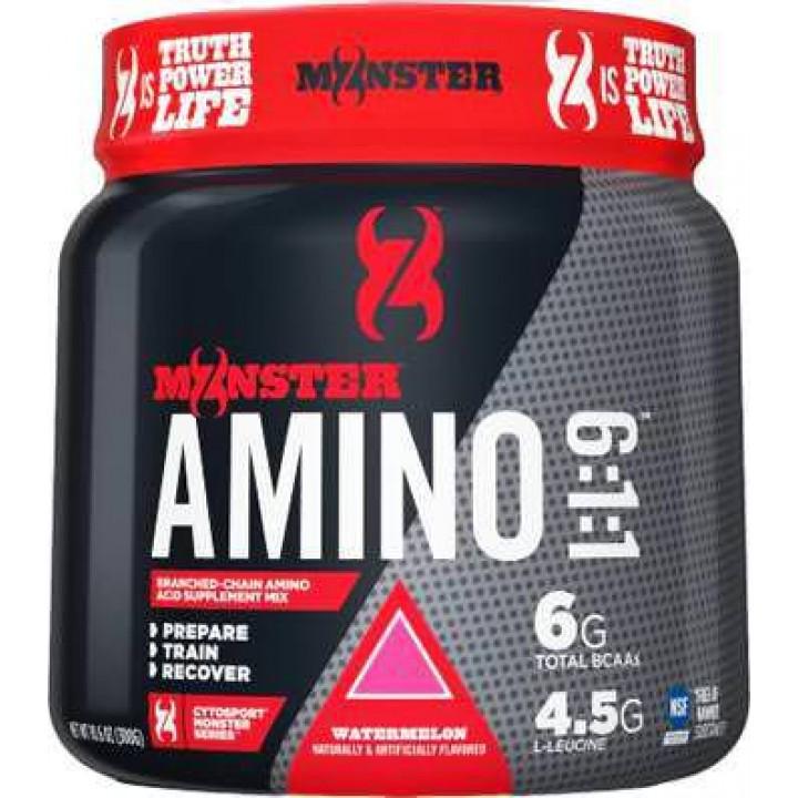 Аминокислоты BCAA Monster Amino 6-1-1