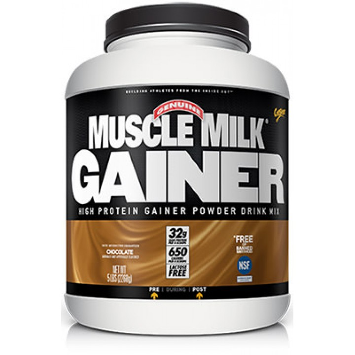 Гейнер Muscle Milk Gainer