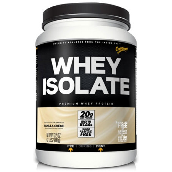 Протеин Whey Isolate CytoSport