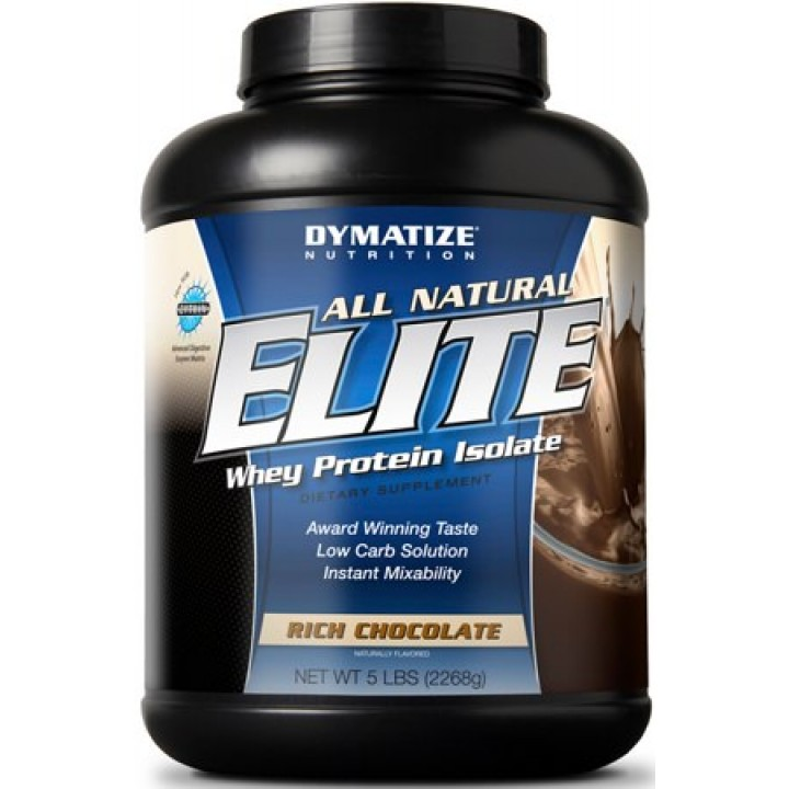 Протеин All Natural Elite Whey Protein Isolate