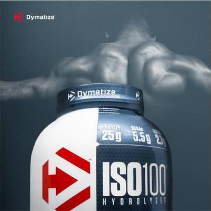 Протеин Dymatize ISO 100 - протеин гидролизат