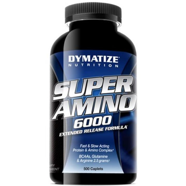 Аминокислоты Super Amino 6000