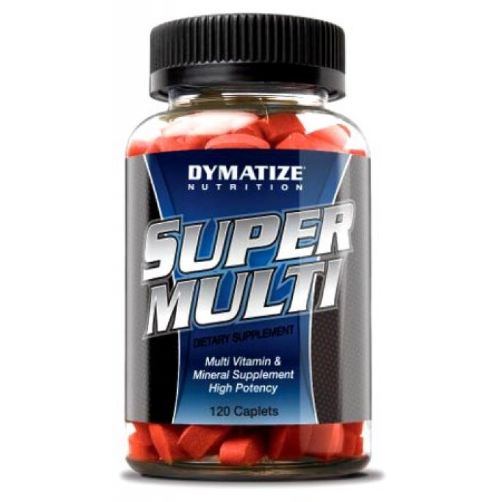 Витамины Dymatize Nutrition Super Multi Vitamin