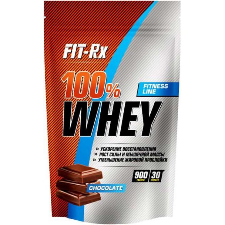 Протеин 100% Whey Fitness Line
