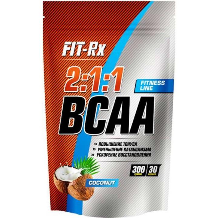 Аминокислоты FIT-RX 2:1:1 BCAA Fitness Line