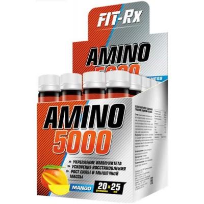 Аминокислоты Amino 5000 Fitness Line