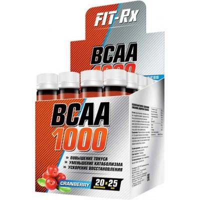 Аминокислоты FIT-Rx BCAA 1000 Fitness Line