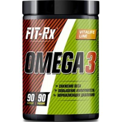 Омега 3 FIT-Rx Omega 3 Vitalife Line