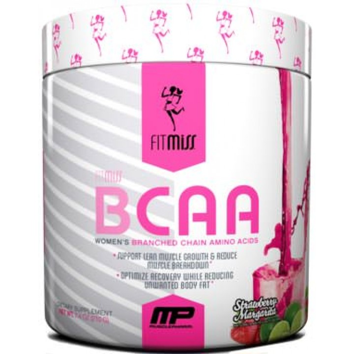 Аминокислоты FitMiss BCAA 3:1:2 Powder