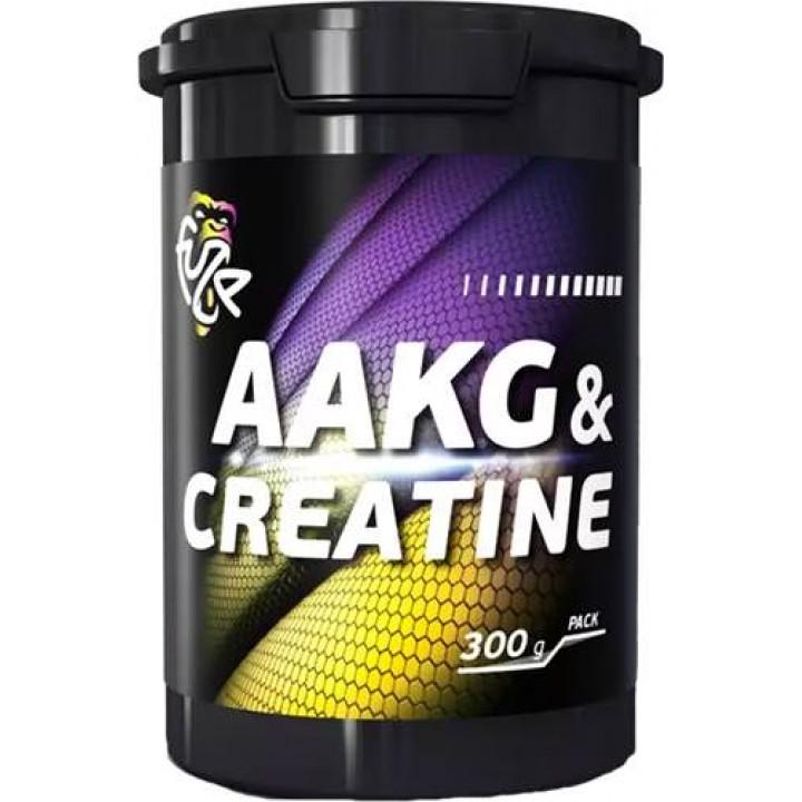 Аргинин Fuze AAKG + Creatine