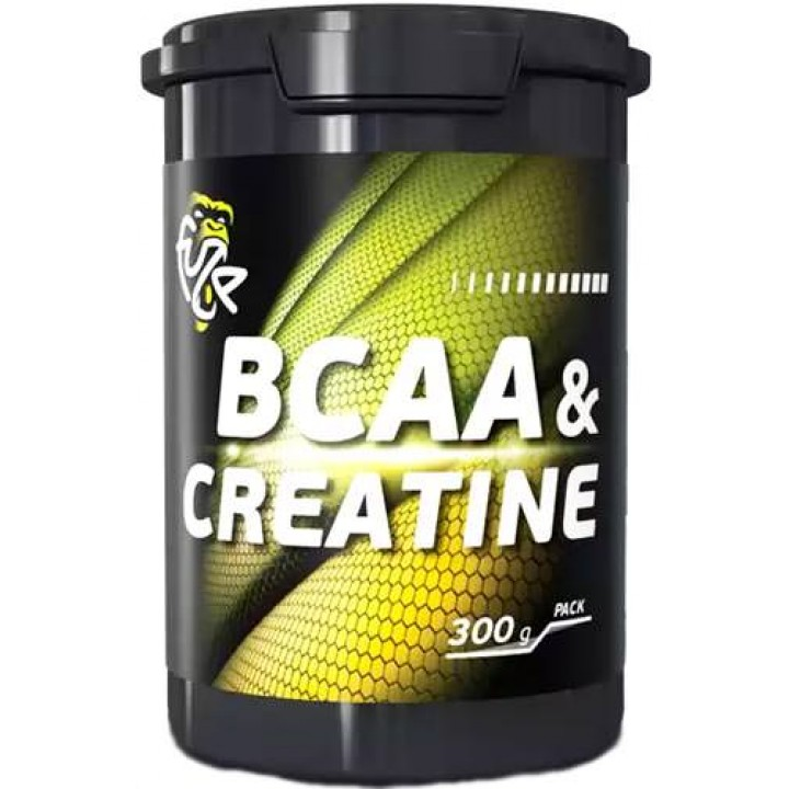 Аминокислоты Fuze BCAA + Creatine
