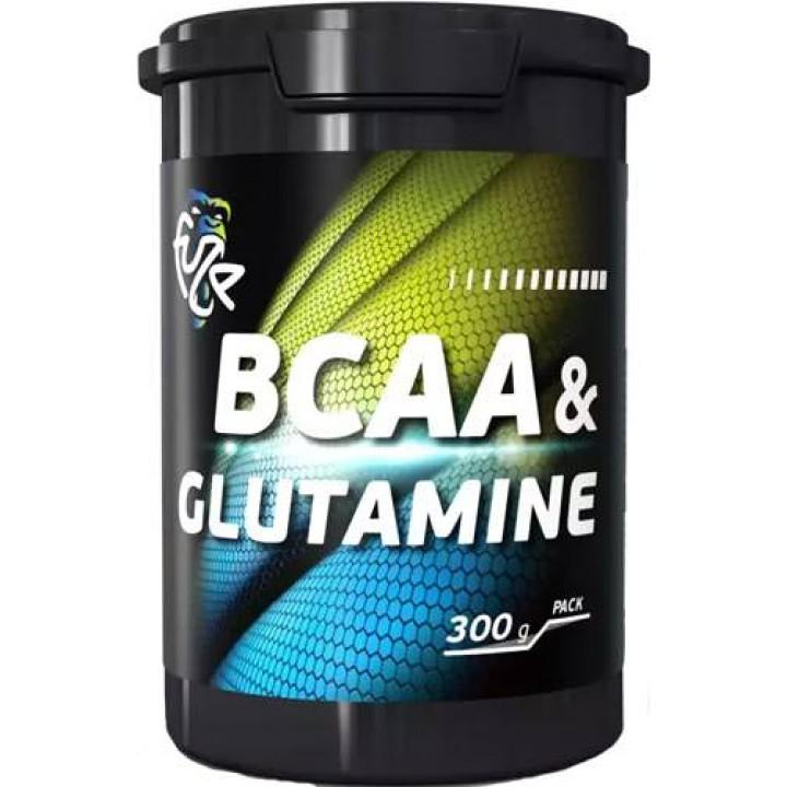 Аминокислоты Fuze BCAA + Glutamine