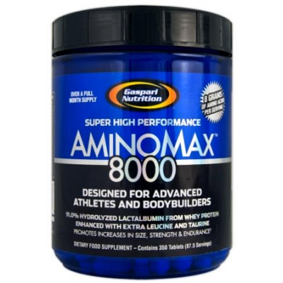 Аминокислоты AminoMax 8000