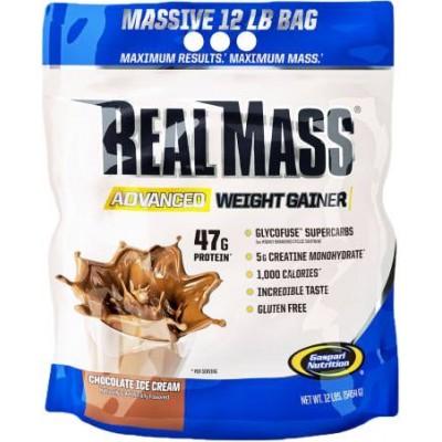 Гейнер Real Mass Advanced Weight Gainer